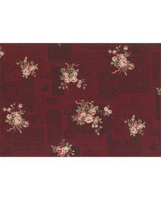 Ткани для пэчворка PEPPY ANTIQUE ROSE PANEL ФАСОВКА 60 x 110 см 112±4 г/кв.м 100% хлопок СК/Распродажа арт. ГММ-4555-12-ГММ025302270602