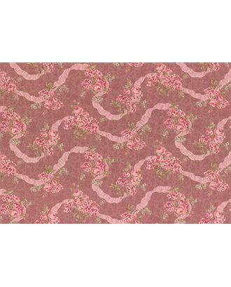 Ткани для пэчворка PEPPY ANTIQUE ROSE ФАСОВКА 50 x 55 см 112±4 г/кв.м 100% хлопок СК/Распродажа арт. ГММ-4556-43-ГММ025302271932