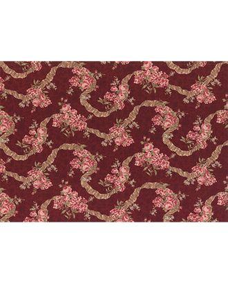 Ткани для пэчворка PEPPY ANTIQUE ROSE ФАСОВКА 50 x 55 см 112±4 г/кв.м 100% хлопок СК/Распродажа арт. ГММ-4556-13-ГММ0050740