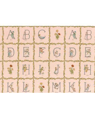 Ткани для пэчворка PEPPY KATE GREENAWAY PANEL ФАСОВКА 60 x 110 см 115±4 г/кв.м 100% хлопок арт. ГММ-4564-10-ГММ0073531
