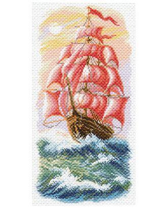 "Канва/ткань с рисунком ""Матренин посад"" №11 24 см х 47 см арт. ГММ-13629-25-ГММ0049801"