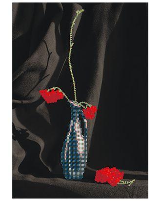 Канва/ткань с рисунком Основа с рисунком для вышивания бисером 30 x 39 см арт. ГММ-5676-5-ГММ0031005