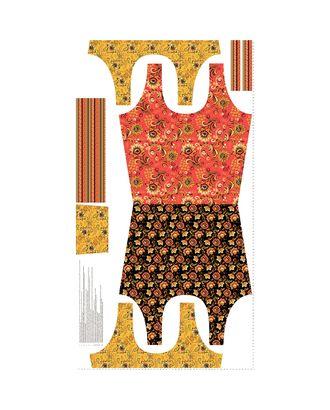 Ткани для пэчворка РУССКИЕ ТРАДИЦИИ 112 см 100% хлопок ( в метрах ) арт. ГММ-6059-7-ГММ0047979