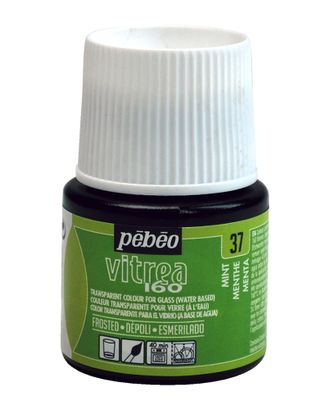 "Краска по стеклу матовая под обжиг ""PEBEO"" Vitrea 160 45мл арт. ГММ-13818-2-ГММ0060650"