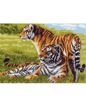 "Канва/ткань с рисунком ""Матренин посад"" №14 37 см х 49 см арт. ГММ-7008-7-ГММ0070421"