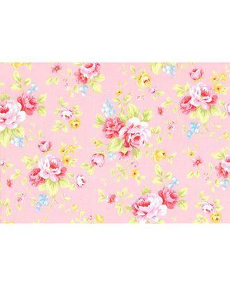 Ткани для пэчворка PEPPY ANTIQUE FLOWER ФАСОВКА 50 x 55 см 130 г/кв.м 100% хлопок арт. ГММ-8507-2-ГММ0035995