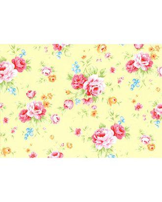 Ткани для пэчворка PEPPY ANTIQUE FLOWER ФАСОВКА 50 x 55 см 130 г/кв.м 100% хлопок арт. ГММ-8507-3-ГММ0036616