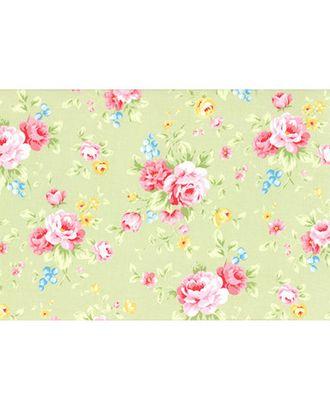 Ткани для пэчворка PEPPY ANTIQUE FLOWER ФАСОВКА 50 x 55 см 130 г/кв.м 100% хлопок арт. ГММ-8507-4-ГММ0077625