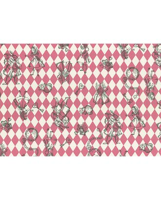 Ткани для пэчворка PEPPY GIRL'S STORY ФАСОВКА 50 x 55 см 130 г/кв.м 100% хлопок арт. ГММ-8510-2-ГММ0067512