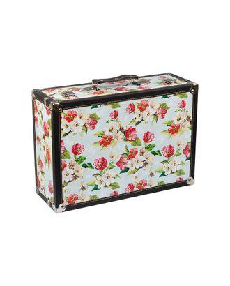 """Шкатулка """"чемоданчик"""" DBQ-01 39x27x14 см арт. ГММ-4407-2-ГММ0060043"""
