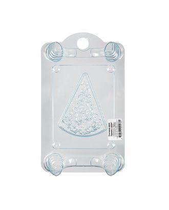 """Пластиковая форма для мыла """"BUBBLE TIME"""" №01 арт. ГММ-4989-47-ГММ0056487"""