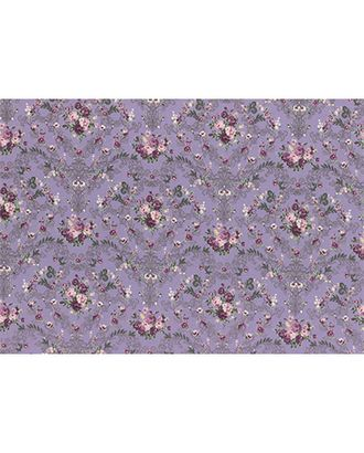 Ткани для пэчворка PEPPY ROSE LIFE GARDEN ФАСОВКА 50 x 55 см 130±3 г/кв.м 100% хлопок арт. ГММ-9725-2-ГММ0039586
