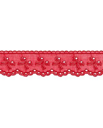 Шитье красное GYEM-4001 ш.4 см арт. ГММ-11984-1-ГММ0064990