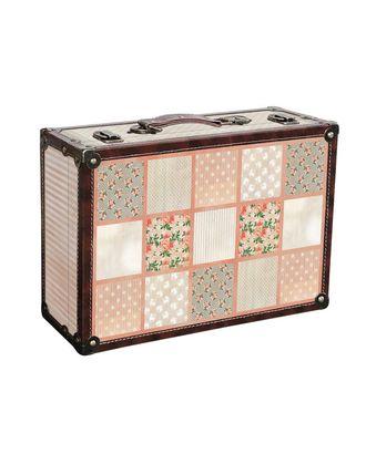"""Шкатулка """"чемоданчик"""" DBQ-01 39x27x14 см арт. ГММ-4407-3-ГММ0000134"""