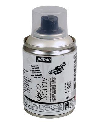 """PEBEO"" Краска на водной основе decoSpray (аэрозоль) 100 мл арт. ГММ-10682-11-ГММ0044345"