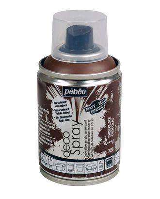 """PEBEO"" Краска на водной основе decoSpray (аэрозоль) 100 мл арт. ГММ-10682-1-ГММ0039792"