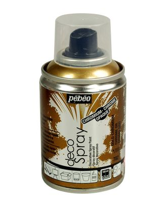"""PEBEO"" Краска ""хром"" decoSpray (аэрозоль) 100 мл арт. ГММ-10690-1-ГММ0075177"