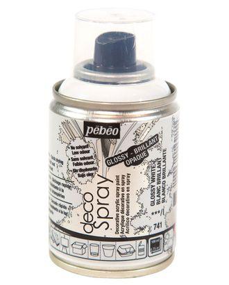 """PEBEO"" Краска на водной основе decoSpray (аэрозоль) 100 мл арт. ГММ-10682-9-ГММ0069576"