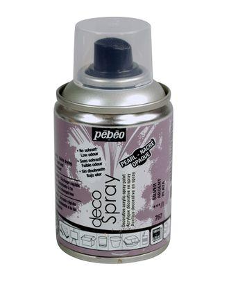 """PEBEO"" Краска на водной основе decoSpray (аэрозоль) 100 мл арт. ГММ-10682-21-ГММ0032019"