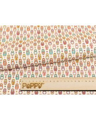 Ткани для пэчворка КРОШКИ-МАТРЁШКИ 112 см 100% хлопок ( в метрах ) арт. ГММ-11687-12-ГММ0001984