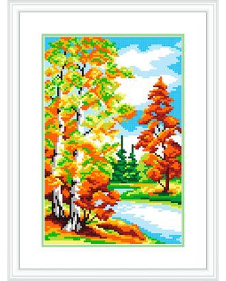 """Канва/ткань с рисунком """"М.П.Студия"""" №1 21 см х 30 см арт. ГММ-13084-8-ГММ0075225"""