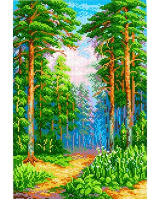 """Канва/ткань с рисунком """"М.П.Студия"""" №2 30 см х 40 см арт. ГММ-13085-4-ГММ0003016"""
