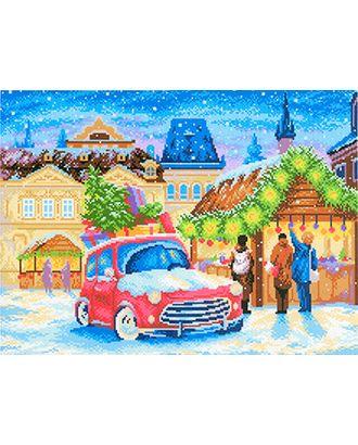 """Канва/ткань с рисунком """"М.П.Студия"""" №3 40 см х 50 см арт. ГММ-13086-3-ГММ0033714"""