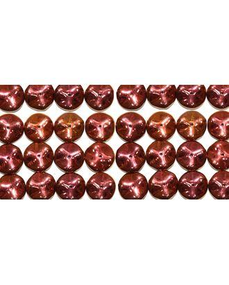 """Бусина Чехия """"PRECIOSA"""" RIPPLE 1 111-01351-00 12 мм 10 г арт. ГММ-15936-1-ГММ068901759124"""