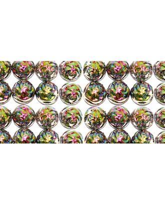 "Бусина Чехия ""PRECIOSA"" CANDY ROSE 111-01385-00 12 мм 10 г арт. ГММ-15940-4-ГММ070647853214"