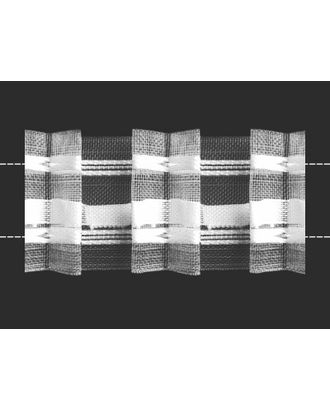 Лента шторная 40 мм 0с795 50 м Белоруссия арт. ГММ-377-1-ГММ0001707