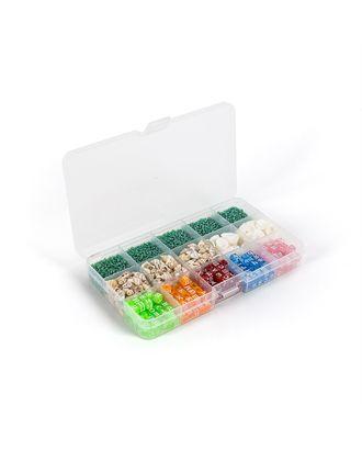 Коробка пластик для шв. принадл. пластик OM-042 арт. ГММ-404-2-ГММ033072721782