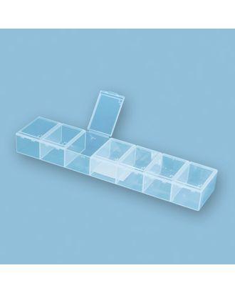 Коробка для шв. принадл. пластик ОМ-148 арт. ГММ-969-1-ГММ0046956