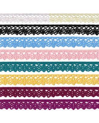 Тесьма декоративная кружевная HVK-06 ш.1,4 см арт. ГММ-1501-1-ГММ0013002