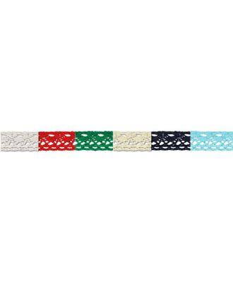 Тесьма декоративная кружевная HVK-03 ш.1,2 см арт. ГММ-1505-1-ГММ0062458