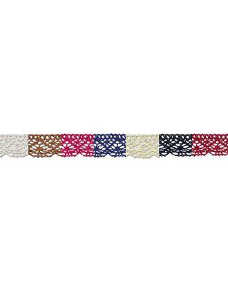 Тесьма декоративная кружевная HVK-04 ш.1,4 см арт. ГММ-1506-3-ГММ0036908