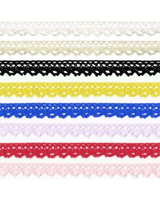 Тесьма декоративная кружевная HVK-01 ш.1,2 см арт. ГММ-1509-1-ГММ0008721