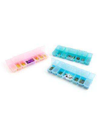 Коробка для шв. принадл. пластик ОМ-043 арт. ГММ-1775-2-ГММ0065565
