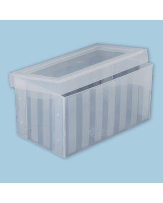 Коробка для шв. принадл. пластик ОМ-103 СК/Уценка арт. ГММ-1778-1-ГММ0079573