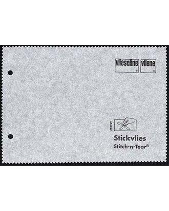 Флизелин для вышивания Stickvlies ФАСОВКА 40г/кв.м 90x100см арт. ГММ-1979-1-ГММ0079771