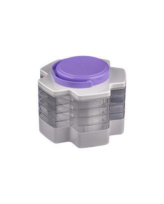 Коробка из 5 составных лотков пластик ОМ-1531 арт. ГММ-2501-1-ГММ0004419