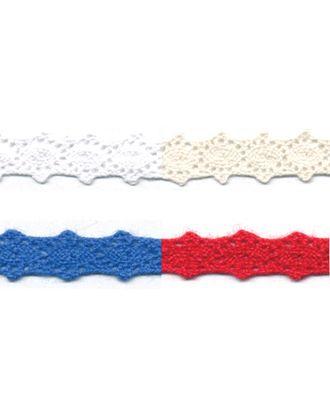 Тесьма декоративная кружевная HVK-13 ш.0,8 см 5х3 м арт. ГММ-2633-1-ГММ0032560