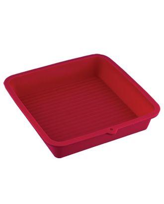 """Формы для выпечки силиконовые """"Pan-Cake"""" SPC-0011 противень 20.5x20x4 см арт. ГММ-2669-1-ГММ0034448"""