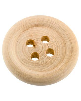 """Заготовки для декорирования """"Mr. Carving"""" DE-047 """"пуговица"""" дерево д.9 см арт. ГММ-2837-1-ГММ0005528"""