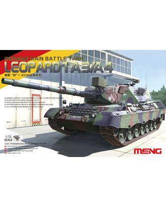 """""""MENG"""" TS-007 """"танк"""" арт. ГММ-2856-1-ГММ0002534"""