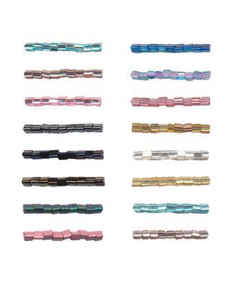 """Бисер Япония """"TOHO"""" 11/0 TRIANGLE №1 2.2 мм 5х5г арт. ГММ-3091-2-ГММ0055334"""