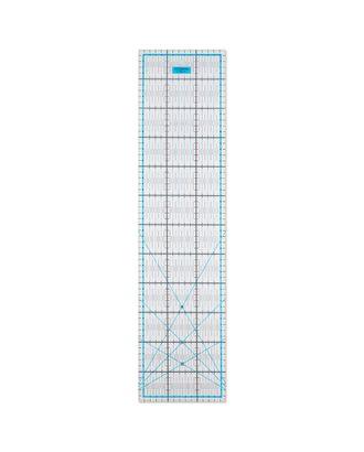 Линейка для пэчворка QRL-05 15 x 60 см в пакете арт. ГММ-3100-1-ГММ0047106
