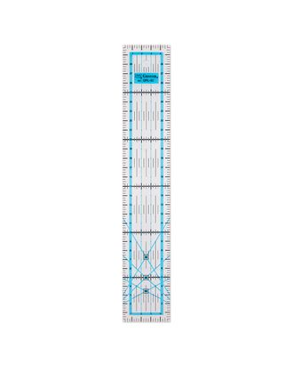 Линейка для пэчворка QRL-02 5 x 30 см в пакете арт. ГММ-3102-1-ГММ0028980