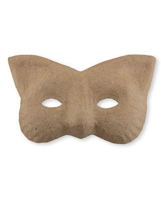 """Заготовки для декорирования """"Love2art"""" PAM-001 """"маска"""" папье-маше 19x11.5 см арт. ГММ-3343-1-ГММ0054743"""