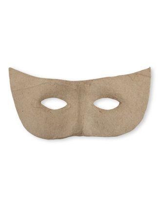 """Заготовки для декорирования """"Love2art"""" PAM-002 """"маска"""" папье-маше 20.5x9.5 см арт. ГММ-3344-1-ГММ0044452"""