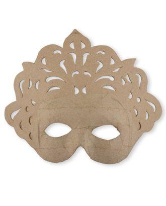 """Заготовки для декорирования """"Love2art"""" PAM-007 """"маска"""" папье-маше 20.5x20.5 см арт. ГММ-3346-1-ГММ0029860"""